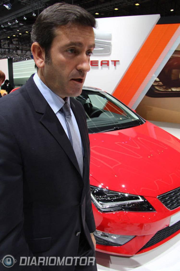 Entrevista a Alejandro Mesonero-Romanos, jefe de diseño de SEAT