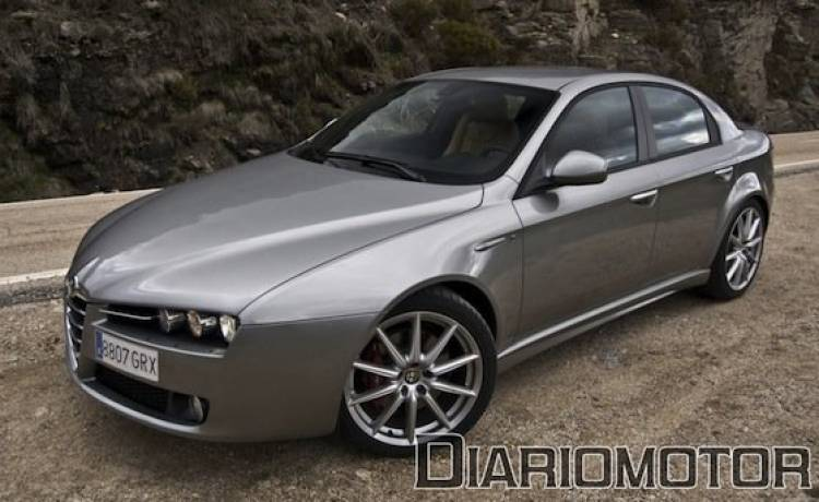 Alfa Romeo 159 2.0 JTDm de 170 CV a prueba