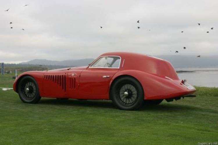 Alfa Romeo 8C 2900b Le Mans