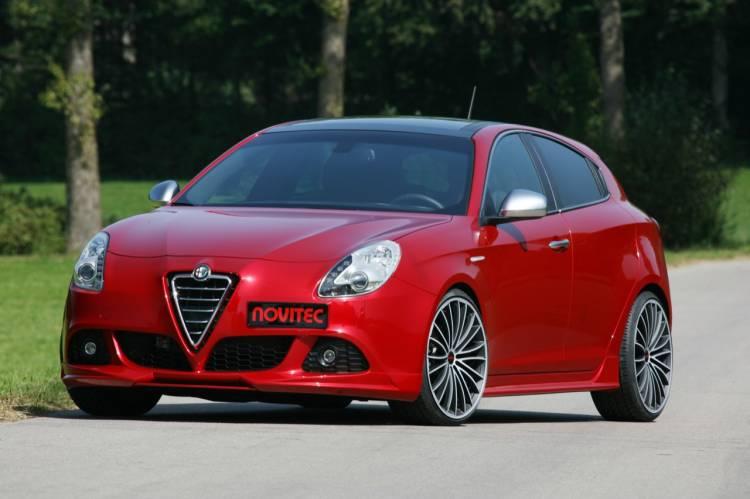 Alfa Romeo Giulietta por Novitec