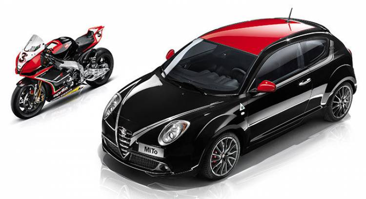 Alfa MiTo SBK Limited Edition