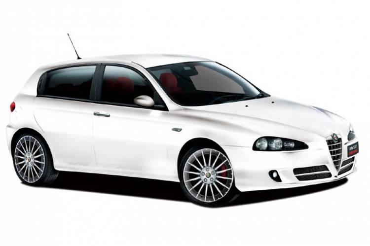 Alfa Romeo 147 White Edition