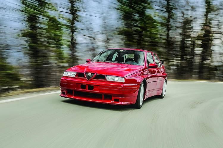Alfa Romeo 155 Gta Stradale 1