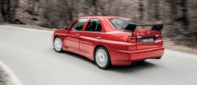 Alfa Romeo 155 Gta Stradale P