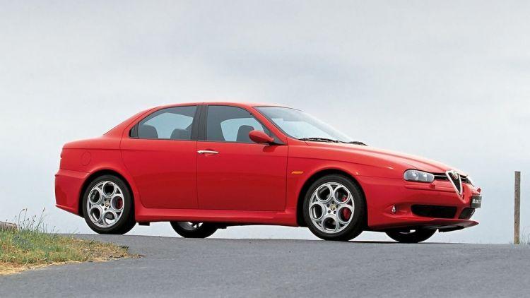 Alfa Romeo 156 Gta 2