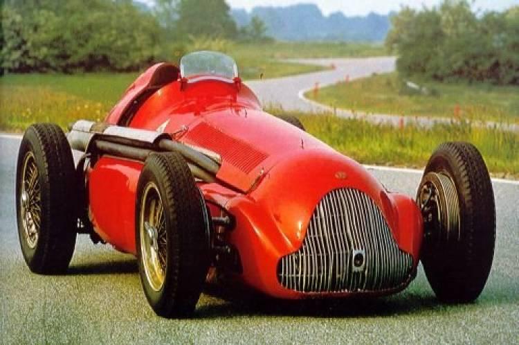 Alfa Romeo 159 Alfetta