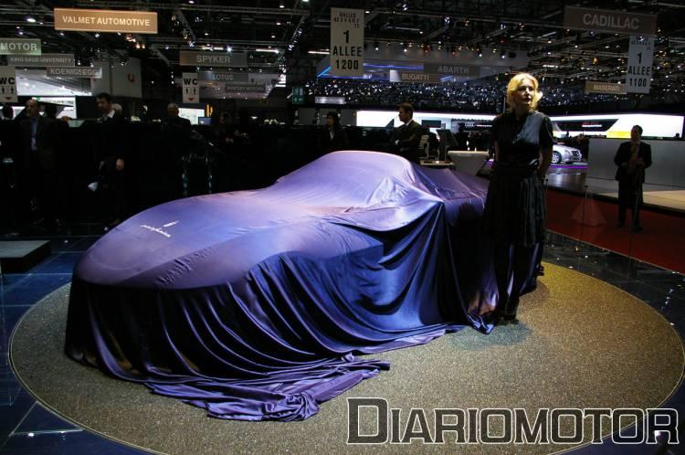 Alfa Romeo 2uettottanta en Ginebra, elegancia y diseño