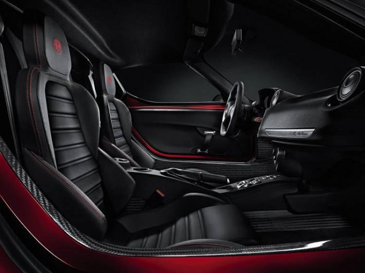 Alfa Romeo 4C: todos los detalles del nuevo deportivo italiano