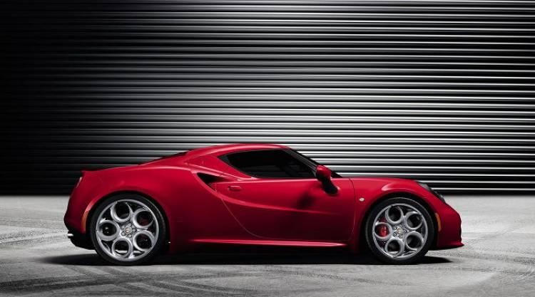 Alfa Romeo 4C: así es su interior