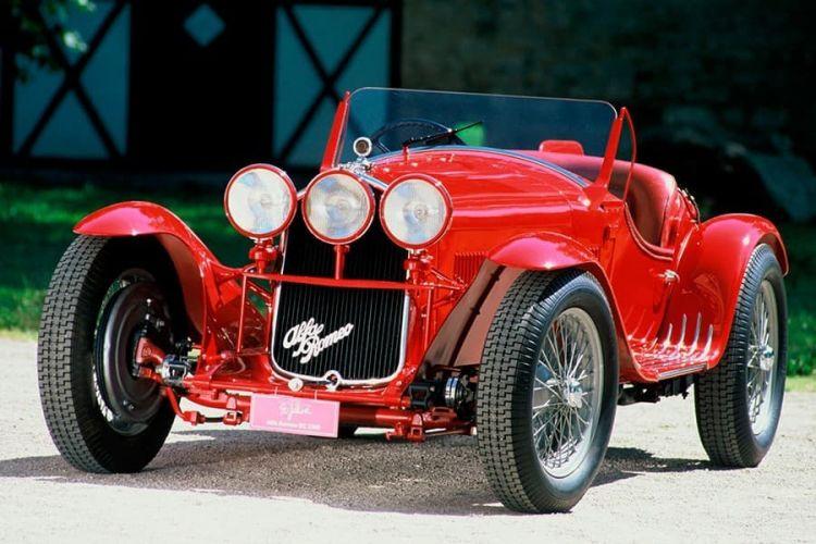 Alfa Romeo 8c 2300 1931