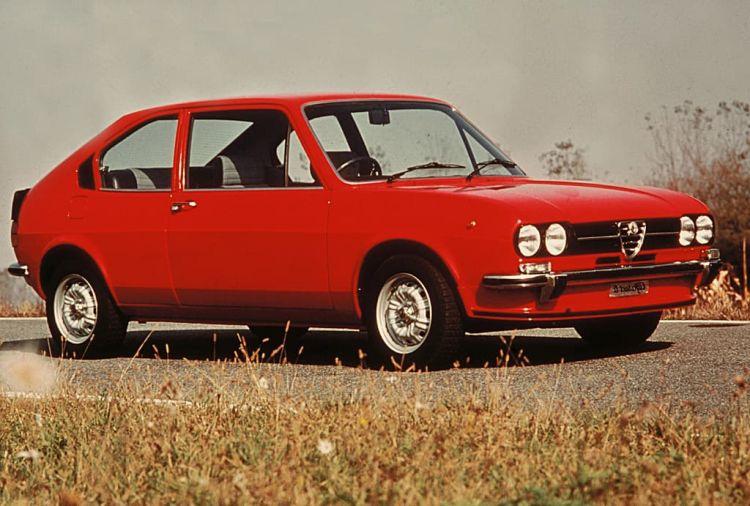 Alfa Romeo Alfasud Historia 01