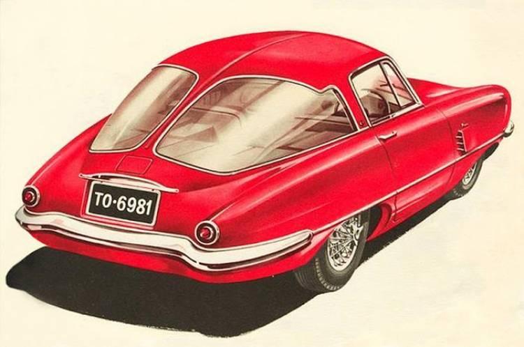 Las tres vidas del Alfa Romeo 6C 3000 CM Boano
