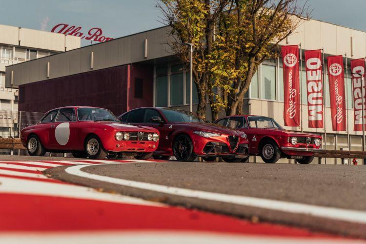 Alfa Romeo Giulia Gta M 110 Aniversario 19