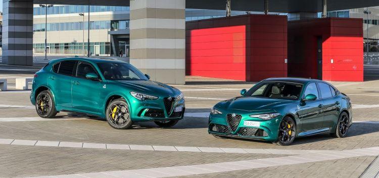 Alfa Romeo Giulia Stelvio Quadrifoglio 2020 0520 013