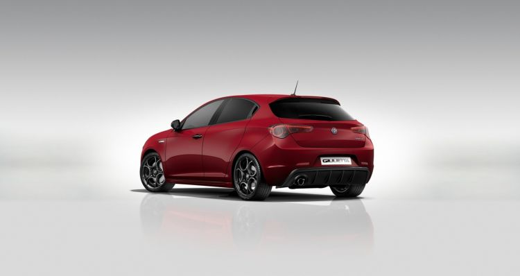 Alfa Romeo Giulietta B Tech Trasera