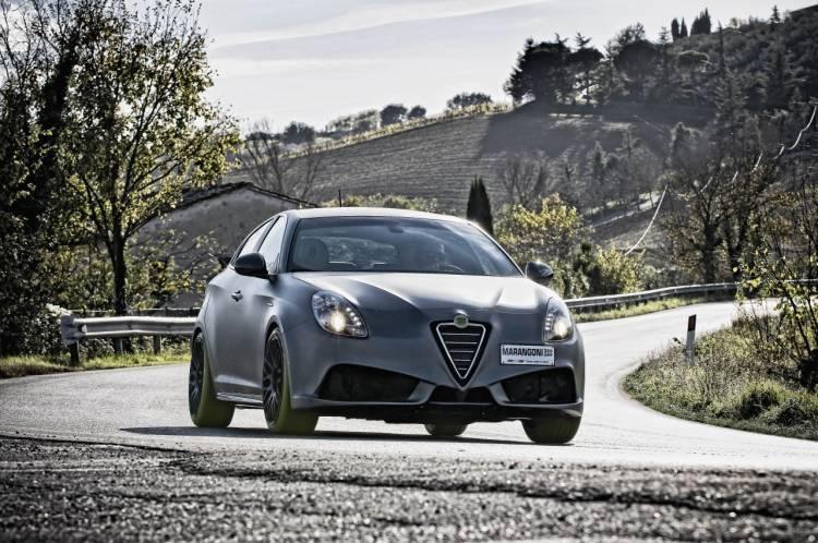 Alfa Romeo Giulietta G430 iMove por Marangoni