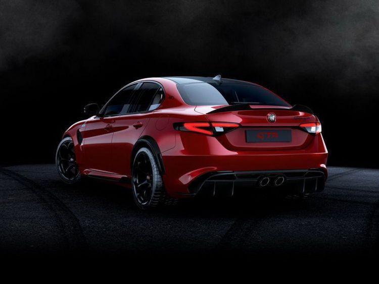 Alfa Romeo Gta Dm 2