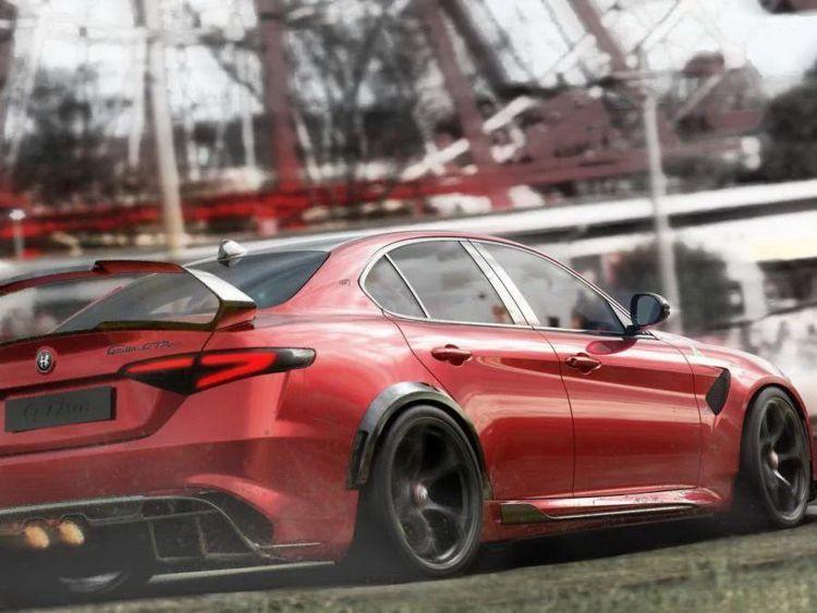 Alfa Romeo Gta Dm 4