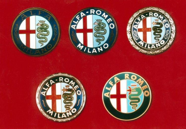 Alfa Romeo Logo Historia Logos