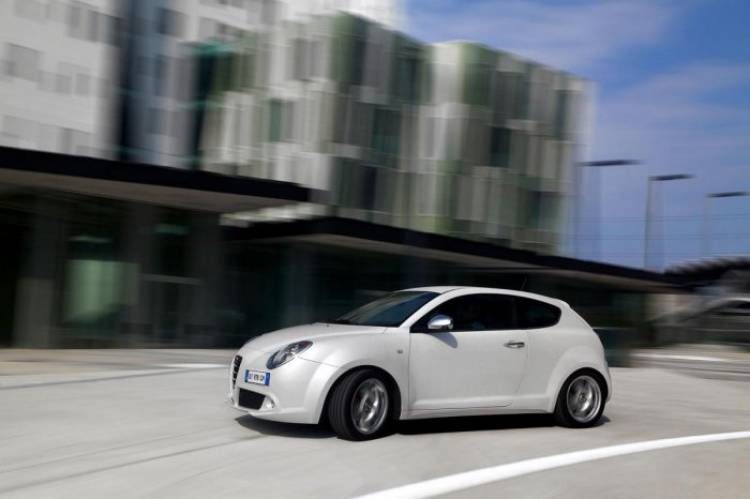 Alfa Romeo Mi.To Multiair