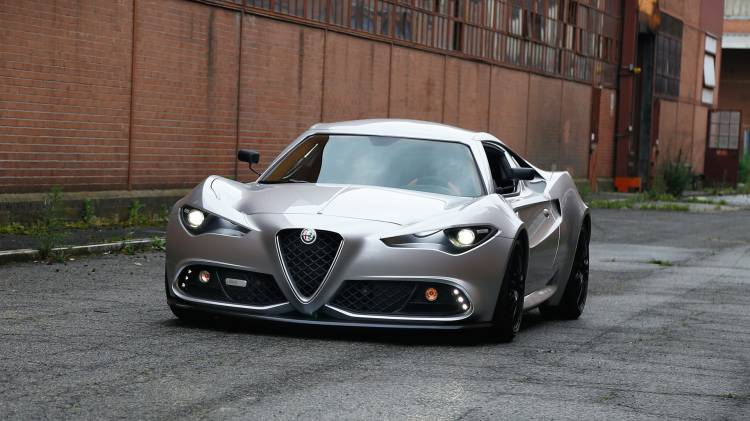 Alfa Romeo Mole 4c 3