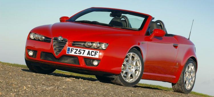 Alfa Romeo Spider 01