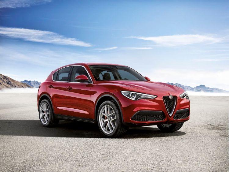 Alfa Romeo Stock Stelvio