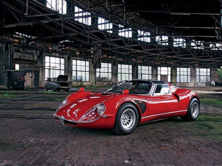 Alfa Romeo Tipo 33 Stradale Frontal 1024x768 Jpeg