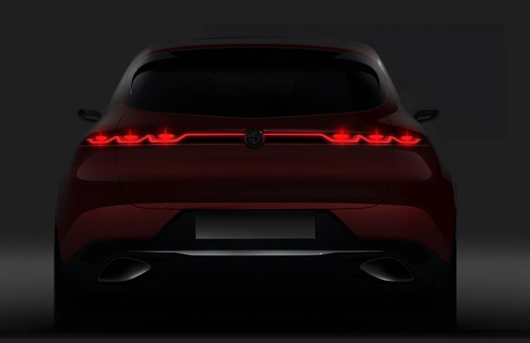 Alfa Romeo Tonale Concept 10