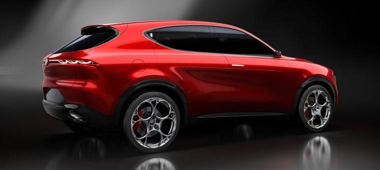 Alfa Romeo Tonale Concept P2