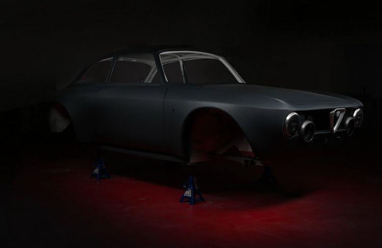 Alfa Romoe Giulia Electrico 2