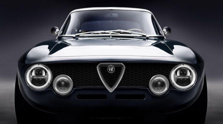 Alfa Romoe Giulia Electrico 4