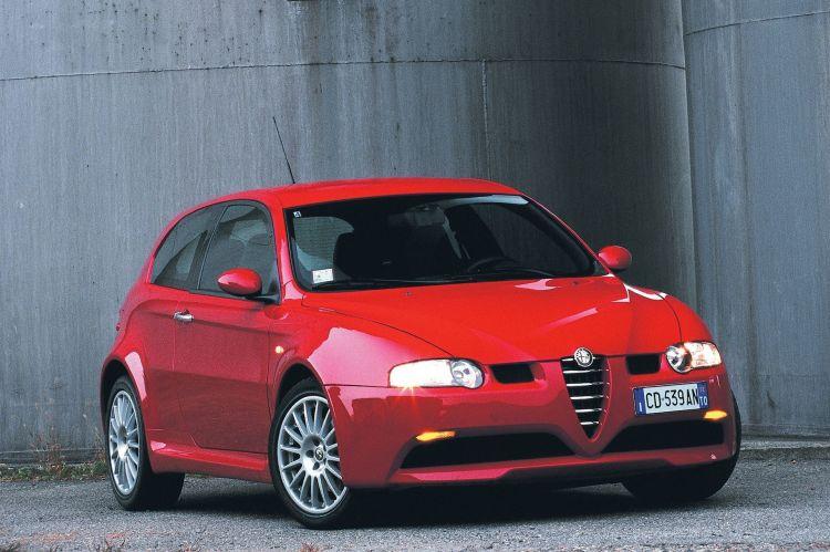 Alfa Romeo 147 Gta 11