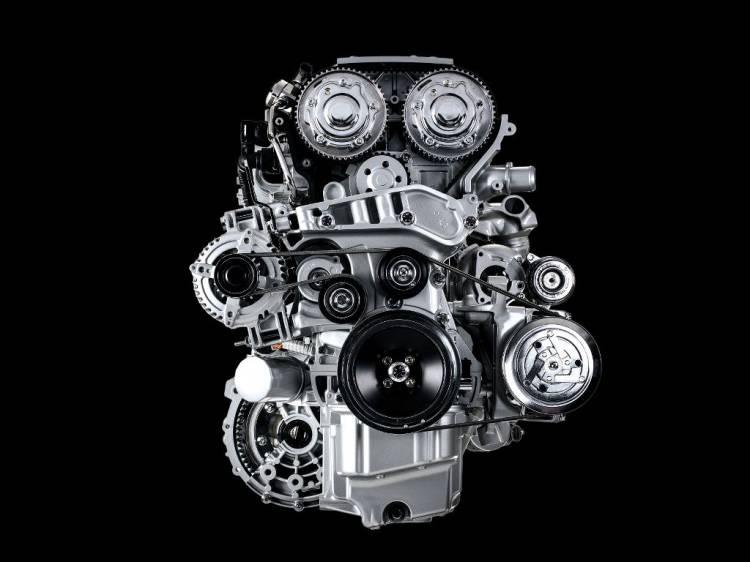 Motor del Alfa romeo 4C
