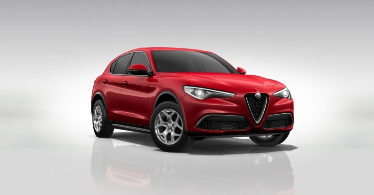 Alfa Romeo Stelvio Executive 0318 01