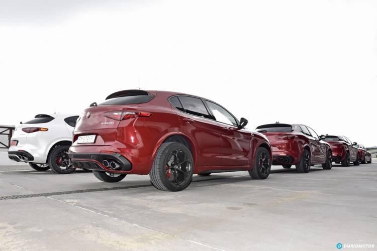 Alfa Romeo Stelvio Quadrifoglio Prueba 003