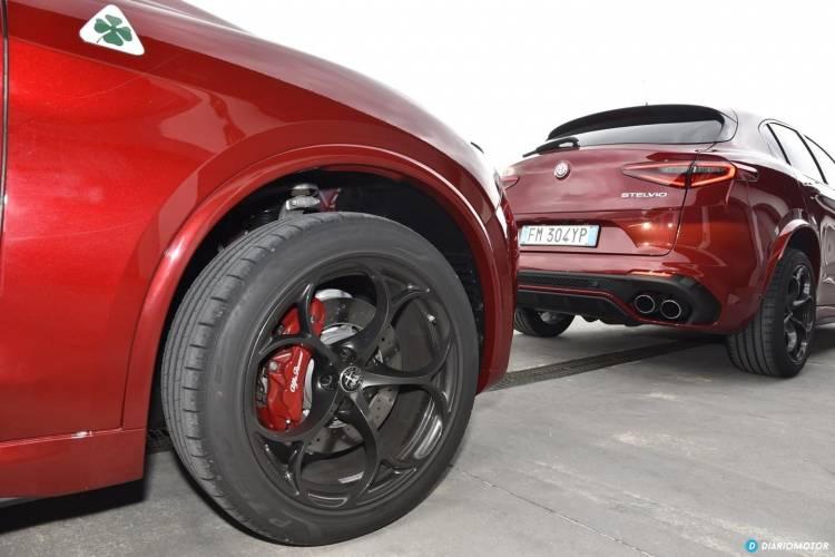 Alfa Romeo Stelvio Quadrifoglio Prueba 004