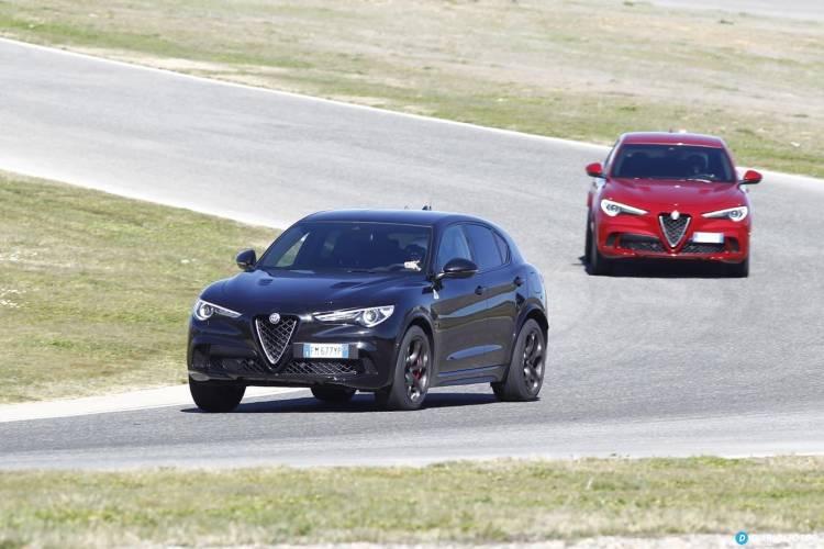 Alfa Romeo Stelvio Quadrifoglio Prueba 016