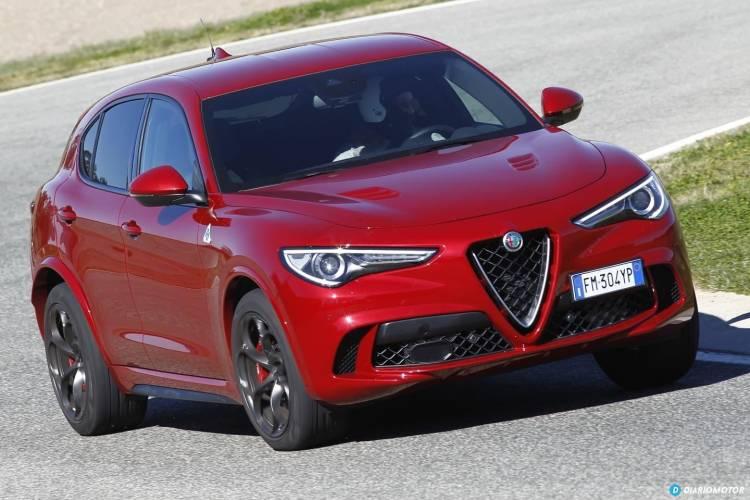 Alfa Romeo Stelvio Quadrifoglio Prueba 019