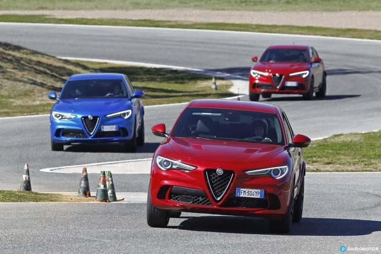 Alfa Romeo Stelvio Quadrifoglio Prueba 024