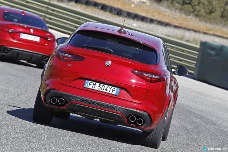 Alfa Romeo Stelvio Quadrifoglio Prueba 030