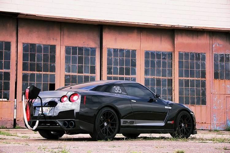 AMS Alpha Omega: un Nissan GT-R para dominarlos a todos