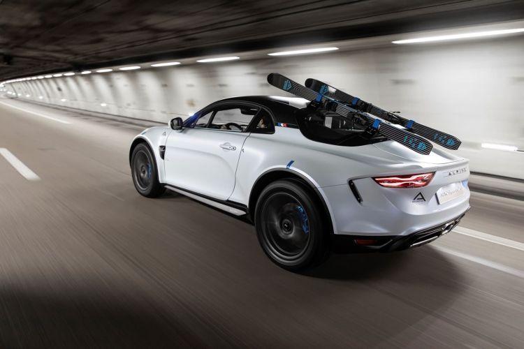 2020 Show Car Alpine A110 Sportsx