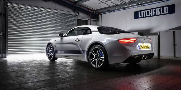 Alpine A110 Tuning Dm 2