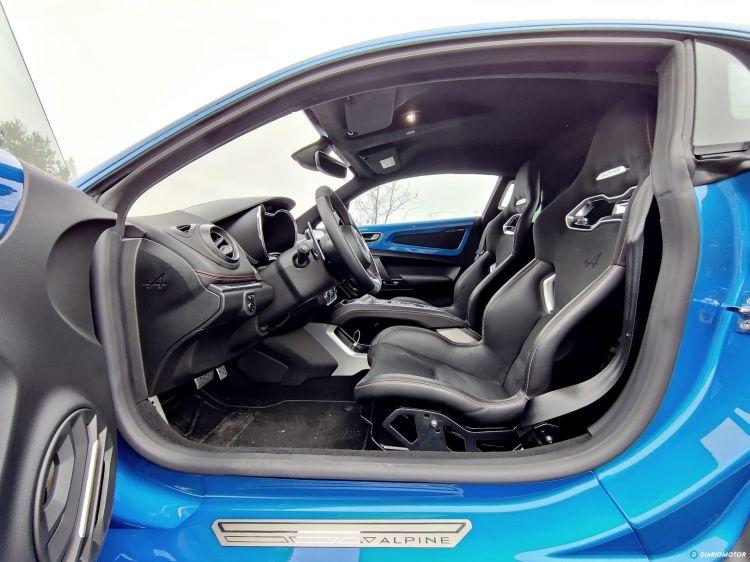 Alpine A110s Vs Toyota Supra 042