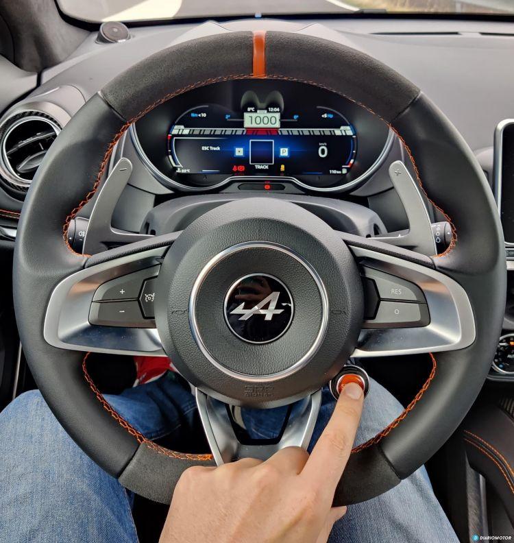 Alpine A110s Vs Toyota Supra 043