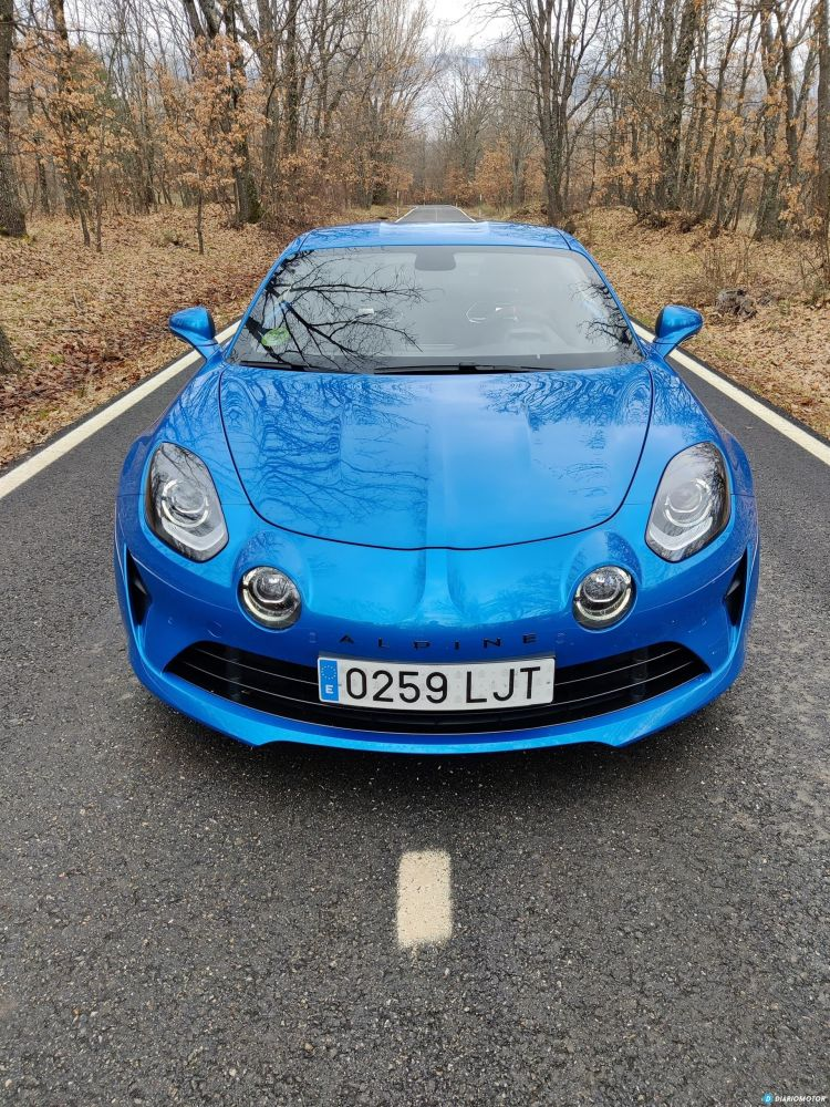 Alpine A110s Vs Toyota Supra 048