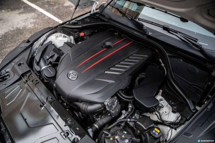 Alpine A110s Vs Toyota Supra 36