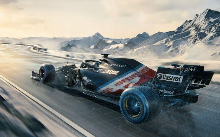Alpine Formula 1 0121 01