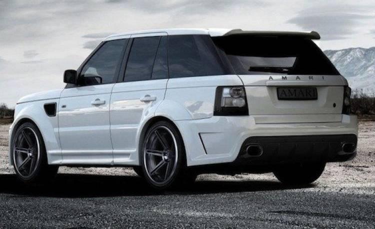 Amari Range Rover Sport